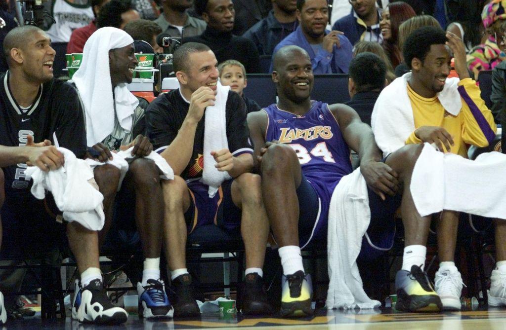 Kakšna letina: Bryant, Duncan in Garnett! (VIDEO)