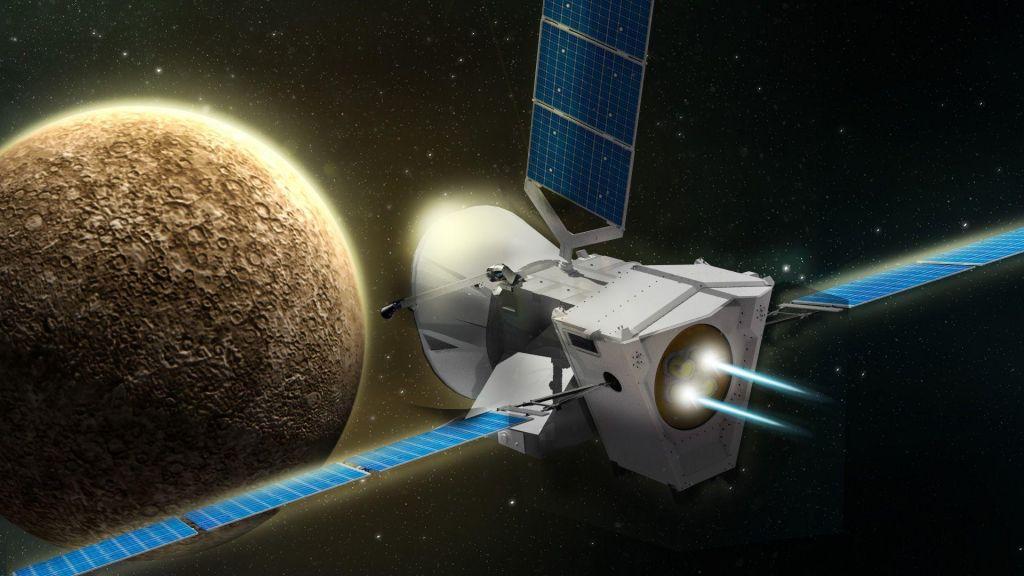 Na poti proti Merkurju bo še zadnjič pomahal Zemlji