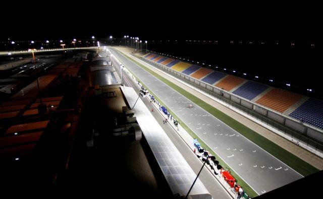 Dirkališča že dolgo samevajo. FOTO: Reuters