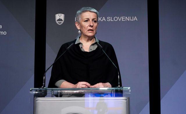 Lidija Jerkič zahteva, da se o delavskih pravicah ne odloča brez sindikatov.