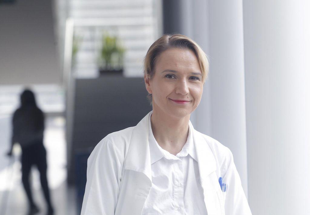 Zdravnica Tina Bregant, nova državna sekretarka
