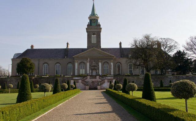 Irski muzej moderne umetnosti bo lahko sprejel do 500 krst.<br /> Foto Wikimedia