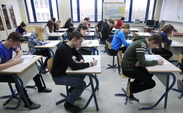 Mednarodna matura je bila v Sloveniji že pred nekaj časa odpovedana, Francija in Nizozemska sta maturo odpovedali ... Foto Leon Vidic