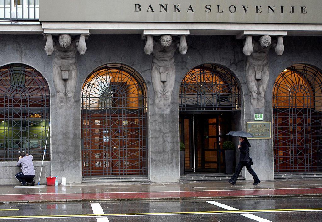 Banka Slovenije omejila bančne dividende
