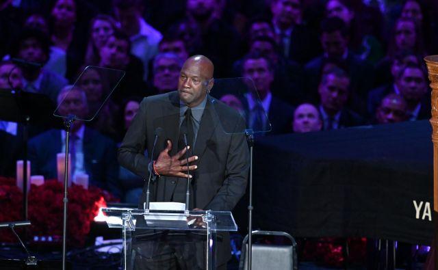 Michaelu Jordanu je šest šampionskih prstanov v NBA omogočilo preboj med izbrano družbo milijarderjev. FOTO: USA Today Sports