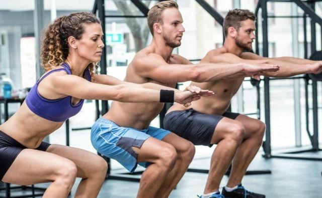 Dokler ne znamo mišic, ki naj bi se v izvajanem gibu daljšale, obdržati mehkih in sproščenih, je pravilna uporaba mišic in mojstrsko učinkovito lahkotno gibanje nedosegljivo. FOTO:Shutterstock