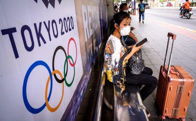 Če OI tudi naslednje leto ne bi bilo, bi to povzročilo kaos že skoraj nerešljivih ugank v športnih koledarjih. FOTO: AFP