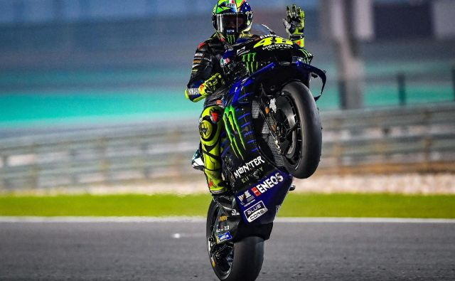 Zanimiv se mi zdi format razreda superbike, v katerem imajo na vsakem prizorišču po dve dirki, meni Valentino Rossi. FOTO: Motogp.com