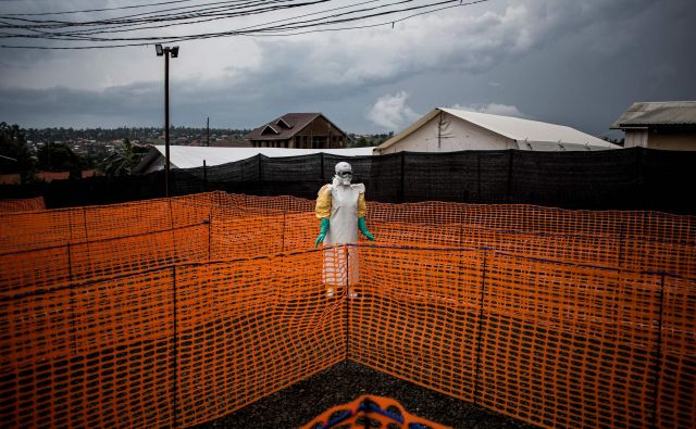 Bunia na vzhodu Demokratične republike Kongo FOTO: AFP