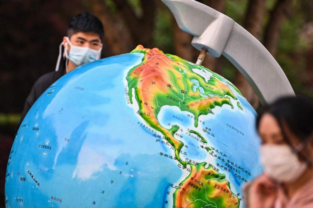 FOTO:Kitajci so pripravljeni, a za začetek bodo spoznavali domovino