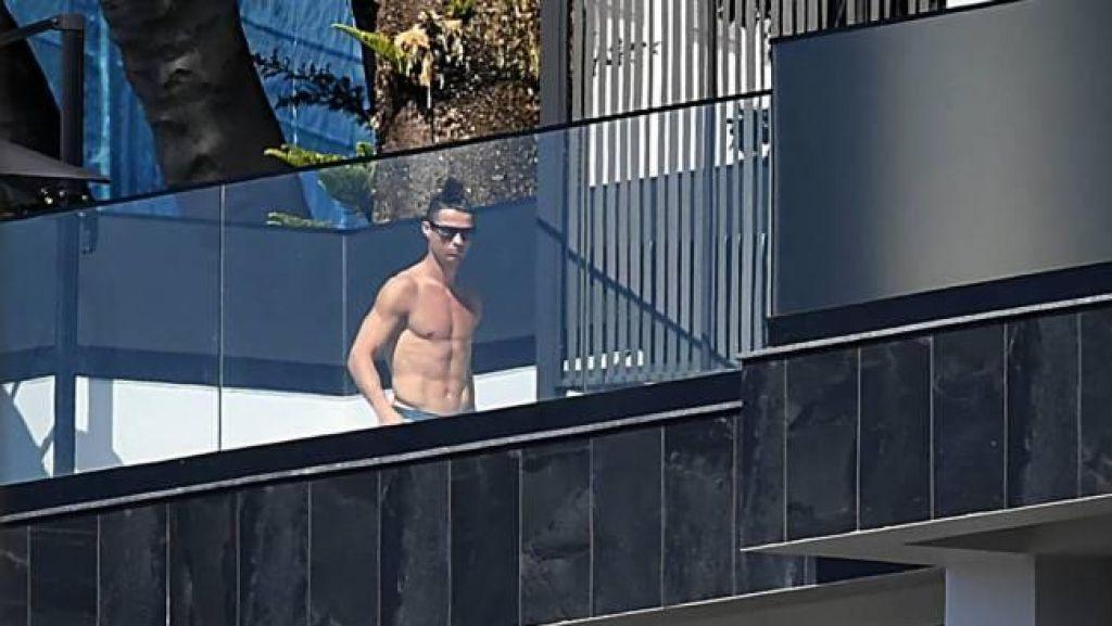 Ronaldo prekršil pravila o obvezni osamitvi na domu