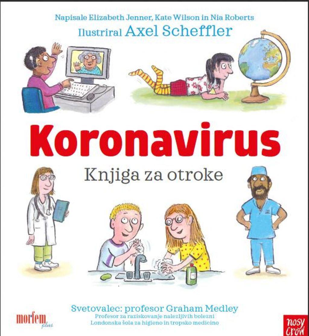 15. 4. 2020 – Vse o koronavirusu za otroke