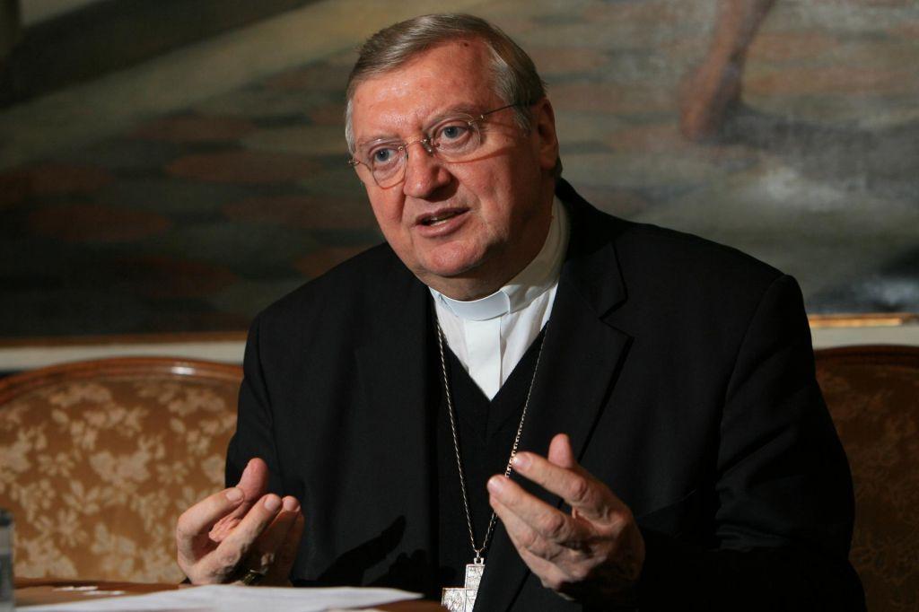 Umrl je upokojeni ljubljanski nadškof metropolit Alojz Uran