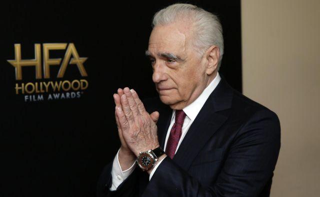 Za Martina Scorseseja se leto 2020 ni začelo tako, kot bi si želel. FOTO: Danny Moloshok
