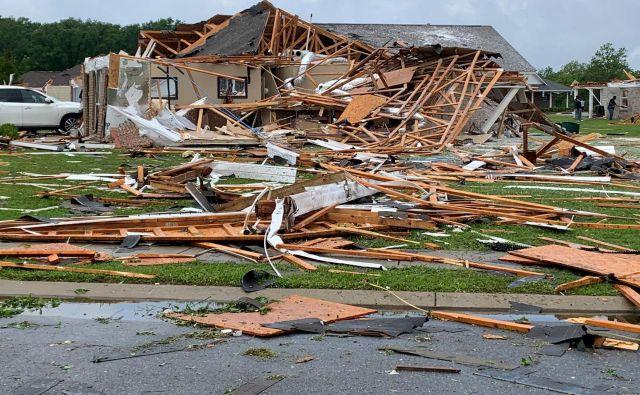 Monroe, Louisiana FOTO: AFP