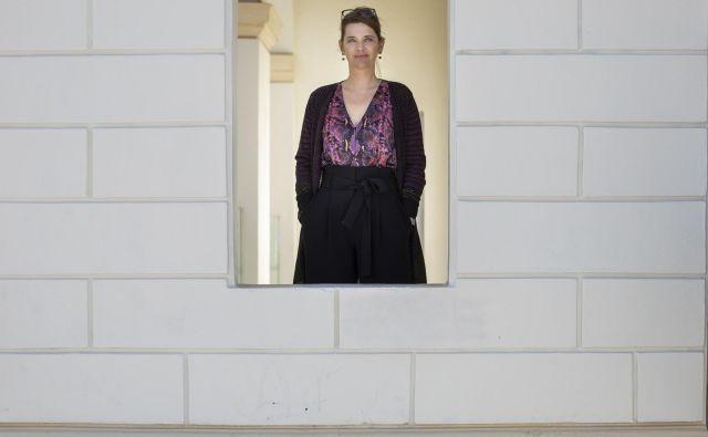 Pridobitev mnenja MJU je potrdila tudi direktorica Javne agencije za knjigo Renata Zamida. FOTO: Voranc Vogel/Delo