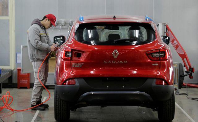 Renault izstopa iz mešane družbe s kitajskim Dongfengom. FOTO: Reuters