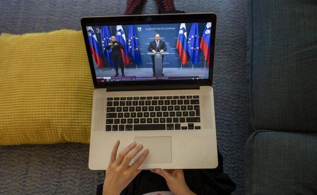 Vsekakor je pa zares skrajni čas, da nekdo tiste medije, ki »širijo laž« o nekaterih politikih, spravi v red. Foto Voranc Vogel