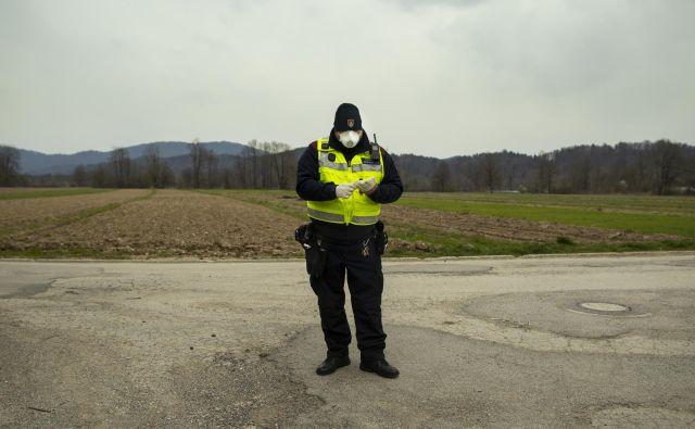 Javno življenje je v karanteni od 20. marca, slabih 40 dni. Foto Voranc Vogel