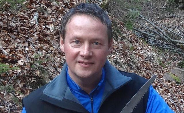 Dušan Škodič. FOTO: osebni arhiv