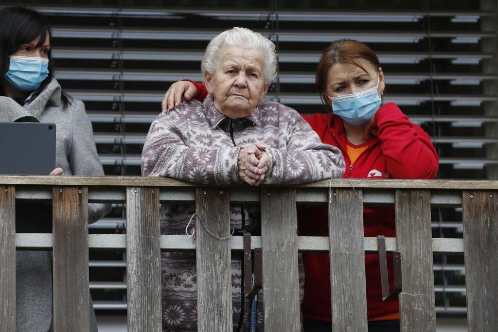 FOTO:Smo za oskrbovance domov naredili dovolj?