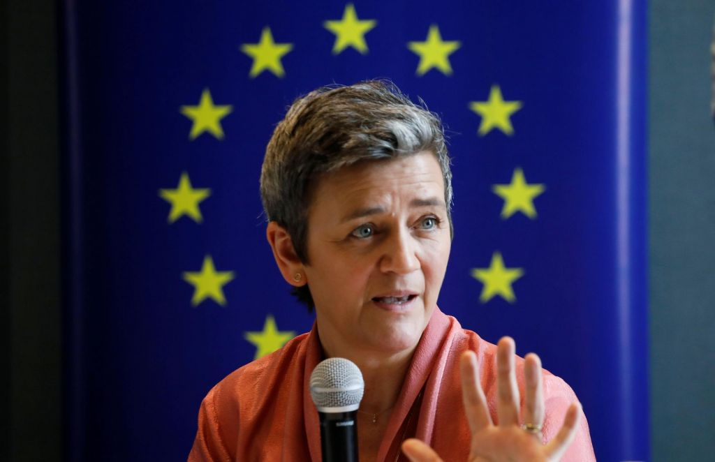 Margrethe Vestager: Države lahko zaščitijo podjetja pred nakupi s Kitajske