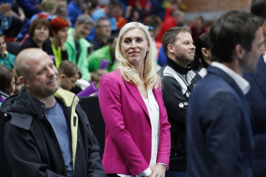 FOTO:Država ne sme pozabiti osnovnih celic v športu