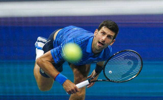 Novak Đoković se je že večkrat izkazal tudi z dobrodelnostjo. FOTO: AFP