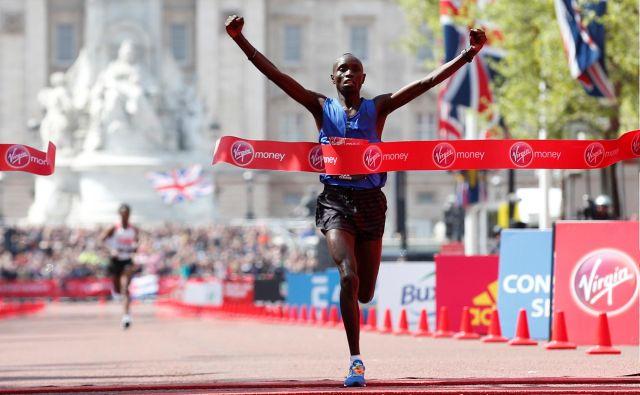Daniel Wanjiru je še dopolnil seznam kenijskih atletov, osumljenih jemanja nedovoljenih poživil. FOTO: Reuters