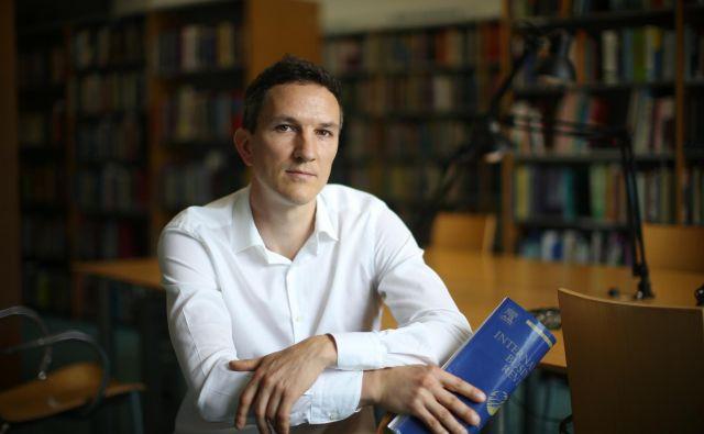 Slovenski izvozniki bodo svoje priložnosti našli tudi, če se bo globalizacija omejila na Evropo, je prepričan ekonomist Anže Burger. FOTO: Jure Eržen