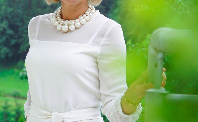 Ženskam polagam na srce: popolne smo takrat, ko smo srečne, četudi ne naredimo vsega, pravi Tanja Skaza. FOTO: osebni arhiv