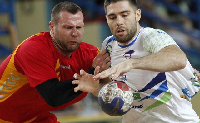 Ni še jasno, kdaj bo slovenski reprezentant Blaž Janc s Kielcami na tekmi osmine finala lige prvakov gostoval v Celju. FOTO: Mavric Pivk/Delo