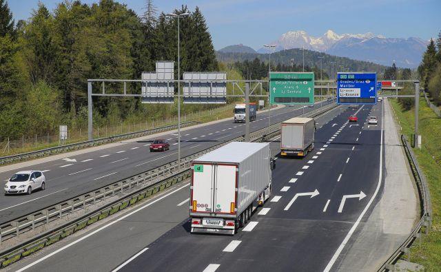 Preplastitev zahodne obvoznice je zaključena. Foto Jože Suhadolnik