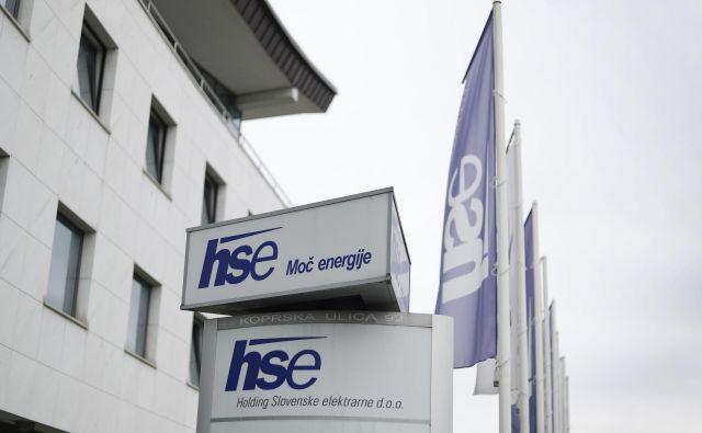 HSE je lani dosegla najboljši rezultat v zgodovini družbe na prodajno-trgovalnem delu. FOTO: Leon Vidic/Delo