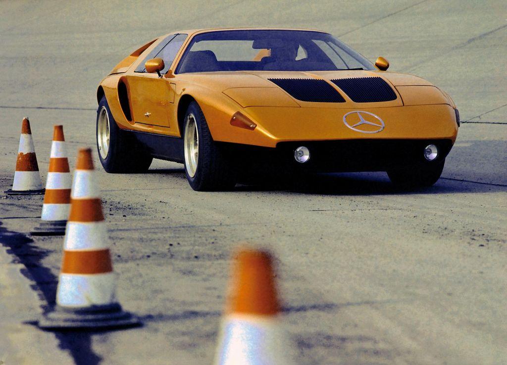 FOTO:Sanjski avtomobil, ki je ostal v sanjah