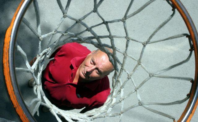 Ivo Daneu je še vedno v koraku s sodobno košarko. FOTO: Mavric Pivk