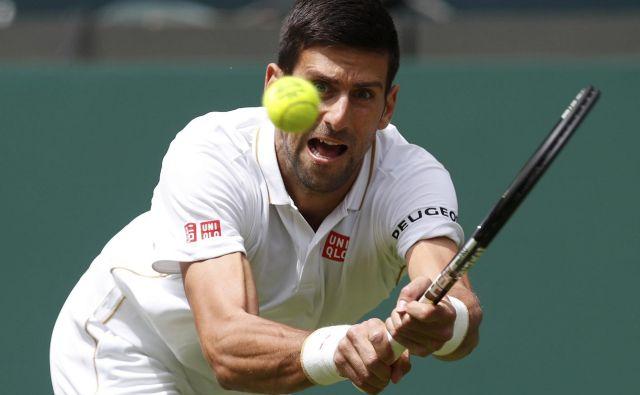 Novak Đoković bo poslej v Italiji še bolj priljubljen. FOTO: Reuters
