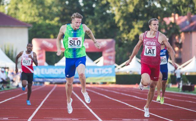 Tako kot številni atleti se v teh dneh tudi Luka Janežič sprašuje, kako bo s tekmovanji v letošnjem letu. FOTO: Sportida