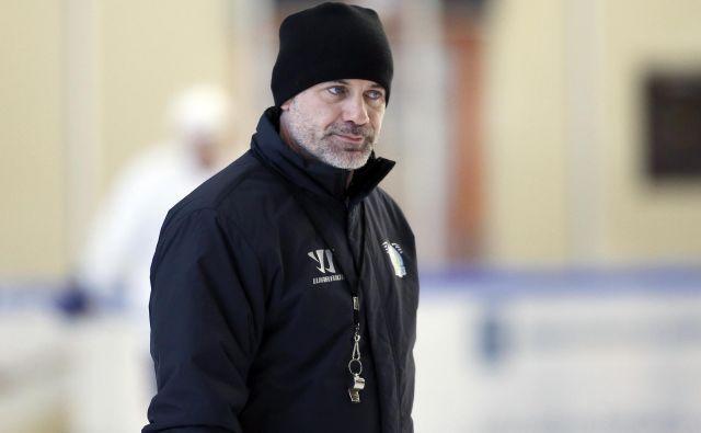 Po Juretu Vnuku in Gregorju Polončiču je zdaj v Tivoliju trener Ivo Jan. FOTO: Roman Šipić