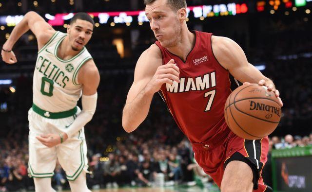 Goran Dragić še vedno igra zelo vidno vlogo v ligi NBA. FOTO: Usa Today Sports