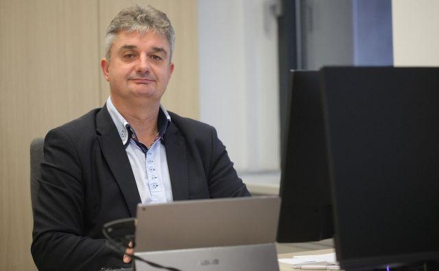 Po mnenju Gorana Novkovića, izvršnega direktorja Kluba slovenskih podjetnikov, bodo za pomoč prikrajšana investicijsko najbolj razvojna podjetja. FOTO: Mavirc Pivk/Delo