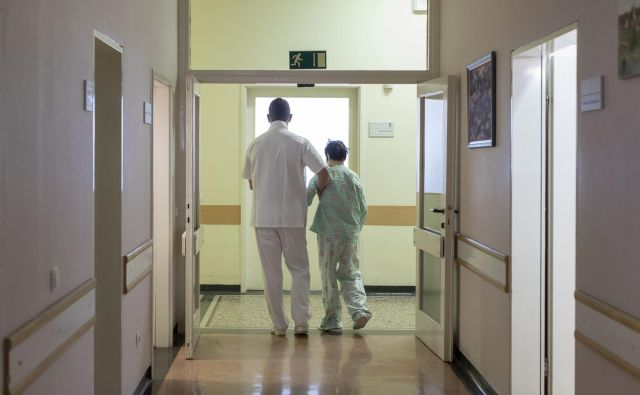 Na Ptuju so se verjetno zbali, da jih bodo prekategorizirali v negovalno bolnišnico, meni Samo Fakin, nekdanji prvi mož ZZZS.<br /> Foto Voranc Vogel