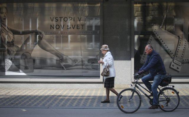Država s poroštveno shemo nase prevzema velik del tveganja pri kreditiranju. FOTO: Jože Suhadolnik/Delo