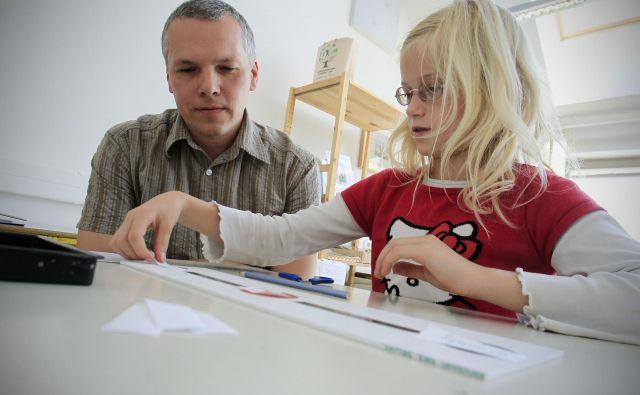 Stanje na področju sodobnega poučevanja je videti, kot vse v Sloveniji, sicer idealno, dokler ne pogledamo v prakso. FOTO: Leon Vidic/Delo