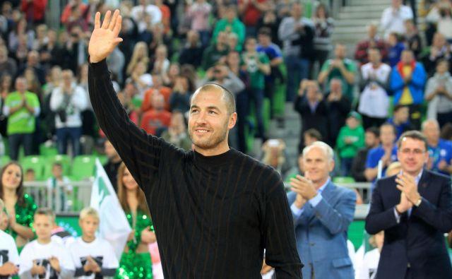Marko Milić ohranja priljubljenost na slovenski športni sceni. FOTO: Blaž Samec/Delo