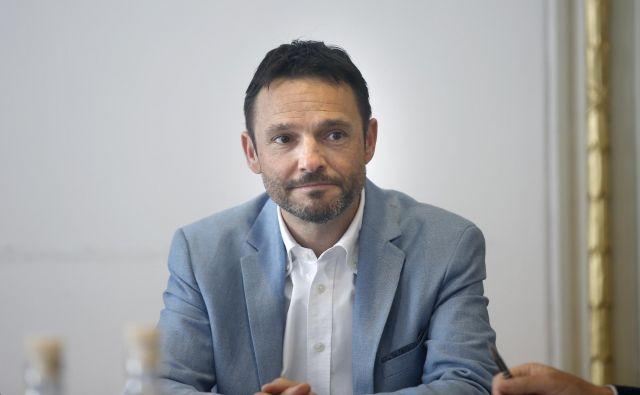 Danilo Ferjančič: Tudi prodaja, kakršna pač bo, ne bo takšna, kot smo prej pričakovali. Foto Blaž Samec