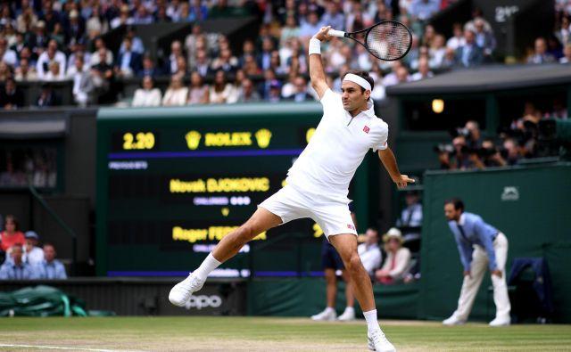 Švicar meni, da ne bi bilo slabo, če bi se združili organizaciji, ki predstavljata moški in ženski tenis. FOTO: AFP