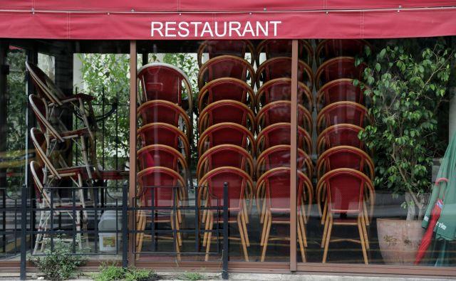 Je pred nami čas, v katerem bo klasičnih restavracij vse manj, vse več pa takih, ki bodo omogočale le spletno naročanje in dostavo?Foto: Reuters