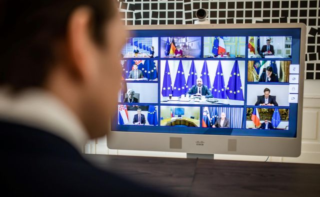 Če EU ne bo ukrepala hitro in odločno, okrevanje po besedah predsednice evropske komisije Ursule von der Leyen »ne bo simetrično, zaradi česar se bodo povečale razlike med članicami«.<br /> FPTO: Reuters
