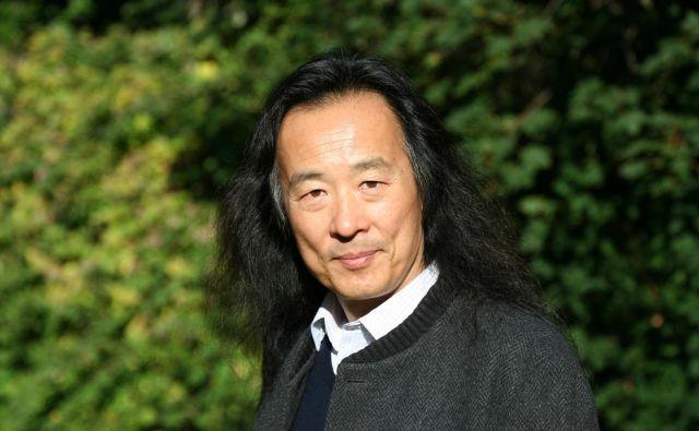 Kitajski pesnik Yan Lian je na festivalu govoril o tem, da pisanje že dolgo ni bilo tako pomembno kot zdaj. Foto promocijsko gradivo